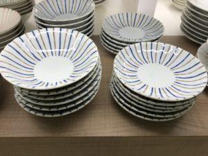 セリア・和風平皿